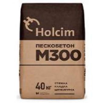 "Пескобетон М300 (40кг) ""Holcim"""
