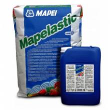 Гидроизоляция двухкомпонентная Mapei Mapelastic (32кг)