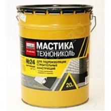 "Мастика №24 гидроизоляционная МГТН (20л) ""Технониколь"""