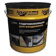"""Мастика Аквамаст гидроизоляция фундамента (18кг) """"Технониколь"""""""