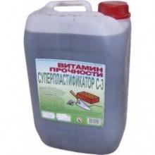 Пластификатор для бетона C 3 (10 л)
