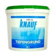 Грунтовка «Knauf Tiefengrund» (Кнауф Тифенгрунд), 10 л