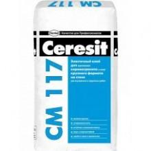 Клей Ceresit CM 117 (Церезит), 25 кг