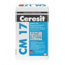 Клей Ceresit CM 17 (Церезит), 25 кг