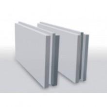 Гипсовая пазогребневая плита (667*500*80) ВОЛМА