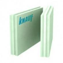 Гипсовая пазогребневая плита влагостойкая (667*500*80) KNAUF