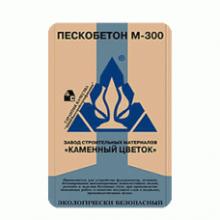 "Пескобетон М-300 (40 кг) ""Каменный цветок"""
