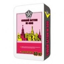 """Сухой БЕТОН М-400 (40кг) """"Русеан"""""""