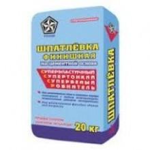 """Суперфинишная полимерная шпатлевка LUIX (белая), (20кг) """"Русеан"""""""