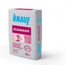 Штукатурка белая декоративная Кнауф Диамант / Knauf Diamant «Короед» (25 кг)