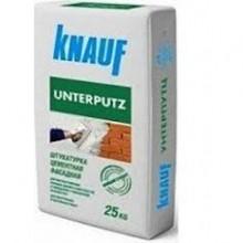 Фасадная штукатурка Knauf Unterputz (Кнауф Унтерпутц), 25 кг