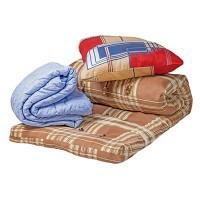 Спальный комплект для рабочих (из трех вещей)